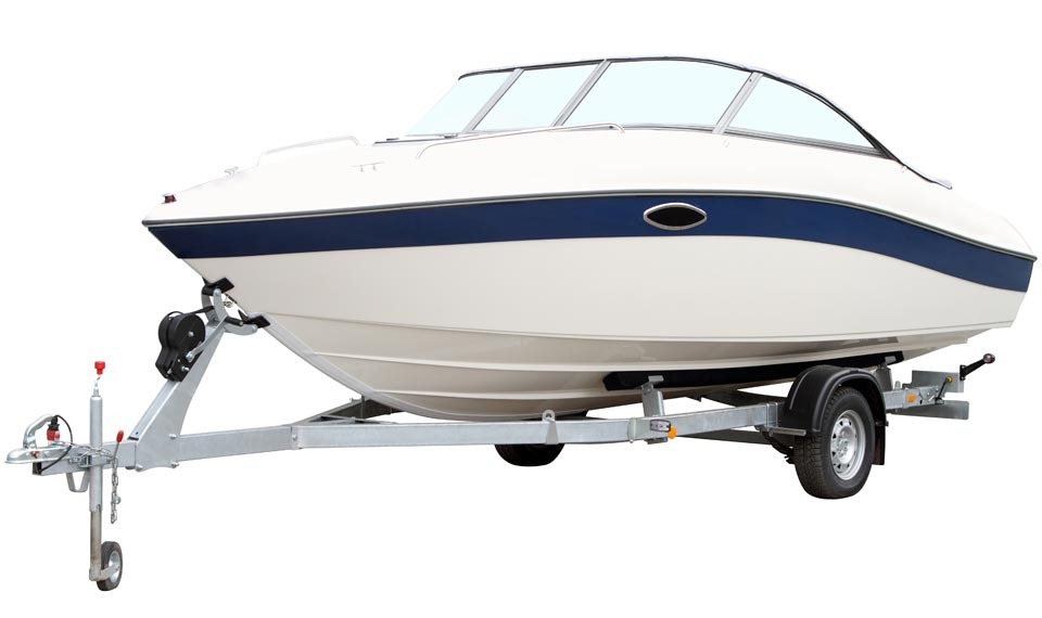 Motor Boat pressure washing and detailing